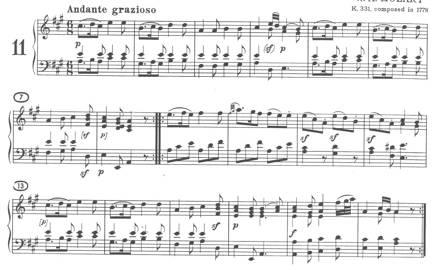 mozarts sonata k331 essay