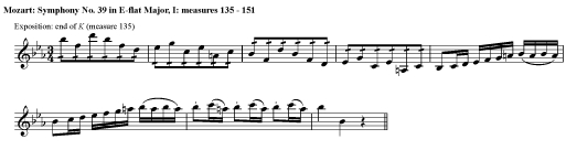 mozart sonata essay We will write a custom essay sample on wolfgang amadeus mozart,  symphony  the first motion is presented in the sonata-allegro signifier with a  motivic.